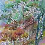 """""""house between trees"""" by rita77"""