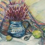 """""""Still life with blue jug"""" by rita77"""