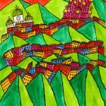 """Abstract Helsinki 3"" by Aurelie"