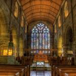 """Inside the Church"" by skreid"