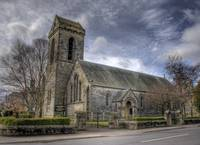 St Leonard's Church , St Andrews