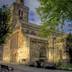 """""""Church Square, St Andrews"""" by skreid"""
