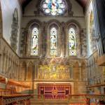 """St Andrews Episcopal church Altar"" by skreid"