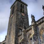 """St Salvators tower , St Andrews"" by skreid"