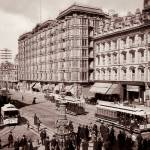 """Palace Hotel, San Francisco by Taber, c1890"" by worldwidearchive"