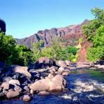 """""""Waimea Canyon River"""" by skystudiohawaii"""