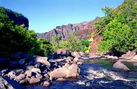 Waimea Canyon River