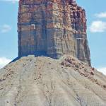 """chimney rock NM"" by lwoodburn"
