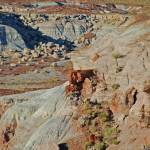 """petrified forest canyon"" by lwoodburn"
