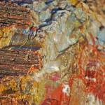 """petrified wood crystals"" by lwoodburn"
