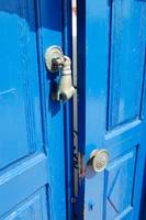 Blue Doors of Oia