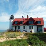 """Point Betsie Lighthouse"" by nwritchey"