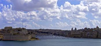 Valetta Grand Harbour