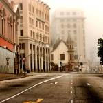"""mbeki street, looking north"" by wrightphotography"