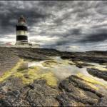 """Hook Head lighthouse Co wexford Ireland"" by byrne7214"