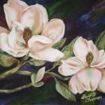 """Magnolia Matinee"" by GayelaChapman"
