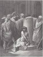 Jesus Scourged