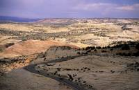 Escalante Utah Overlook Grand Staircase National M