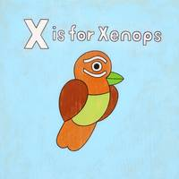 X is for Xenops