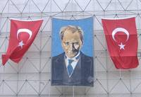 Famous Man in Turkey