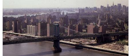 Brooklyn Bridge, N.Y.C., N.Y.  May 1983