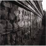 """Ancient Wall Relief at Borobudur"" by spuNkymoNky"