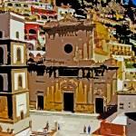 """Abstract Duomo"" by BarbaraLin"