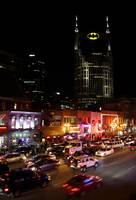 Nashville or Gotham City
