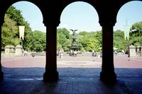 Porticos by Bethesda Fountain