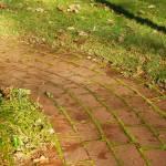 """Red Brick Walk"" by PaulGalante"