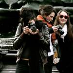 """Lovely Canon paparazzo team"" by pitvanmeeffe"