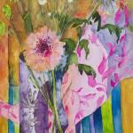 """Inspired Flowers"" by carolinekaye"