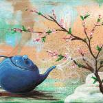"""Blue Teapot"" by bryanc"