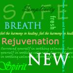"""""""green meditation text"""" by TCRAWFORD"""