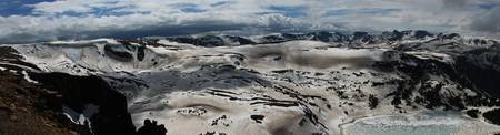 Beartooth Pass Panorama