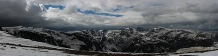 Beartooth Panorama