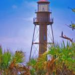 """sanibel island lighthouse"" by lwoodburn"