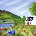 """Bailerin Cottage"" by Longlinestudio"