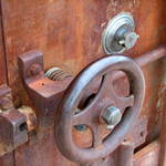 """""""Old fashioned Safe"""" by SueLeonard"""