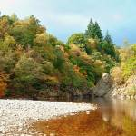 """Autumn at the Pass of Killiecrankie"" by Longlinestudio"
