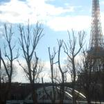 """Eiffel Tower landscape"" by Nixie17"