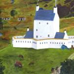 """Corgarff Castle"" by Longlinestudio"