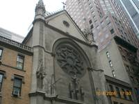 Church Building in New York