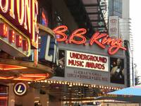 BB King in New York