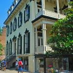 """historic savannah house"" by lwoodburn"