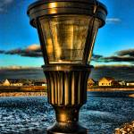 """Street Lamp Glowing"" by SAKphotographyonline"