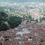 """Brasov from the hills"" by endless_slug"