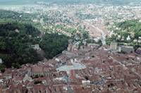 Brasov from the hills