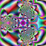 """""""Fractal Flower"""" by MetaProduct"""