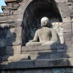 """Buddha at Borobudur, Java"" by endless_slug"